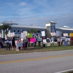 St. Lucie Taxpayers against Planned Parenthood Funding to Picket CSC Meeting