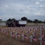 Take Time to Honor Army Truck